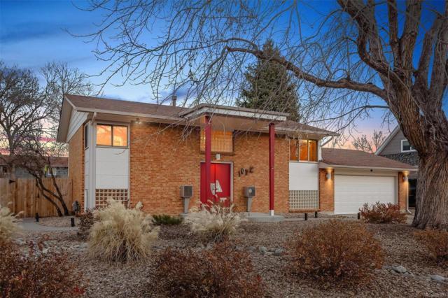 1072 S Iris Street, Lakewood, CO 80226 (#3947908) :: Bring Home Denver