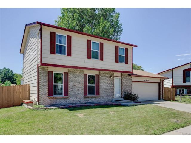 4354 E 92nd Court, Thornton, CO 80229 (MLS #3948121) :: 8z Real Estate