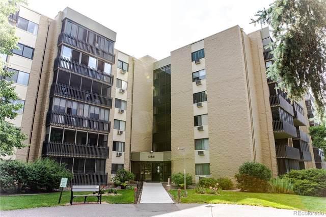 13661 E Marina Drive #403, Aurora, CO 80014 (#3948459) :: Venterra Real Estate LLC