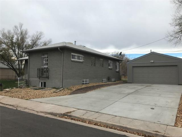 2777 S Bryant Street, Denver, CO 80236 (#3948499) :: The Heyl Group at Keller Williams