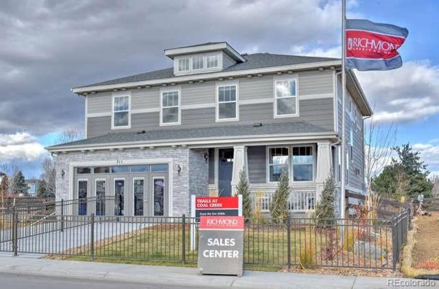 711 Old Wagon Trail Circle, Lafayette, CO 80026 (#3948603) :: The Peak Properties Group