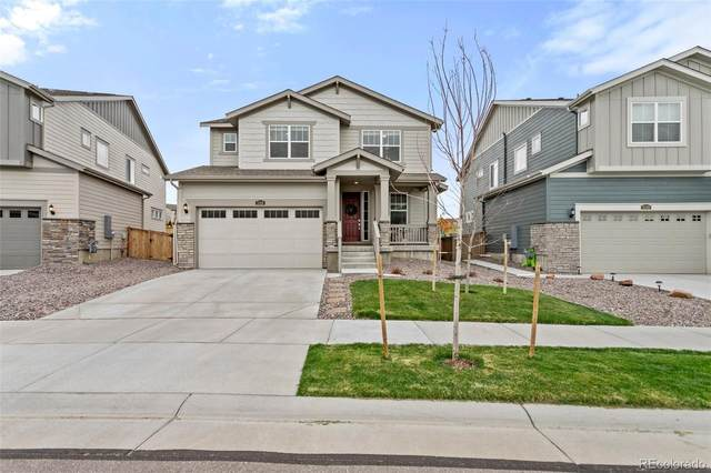 3318 Orchid Drive, Castle Rock, CO 80109 (#3948616) :: Sultan Newman Group
