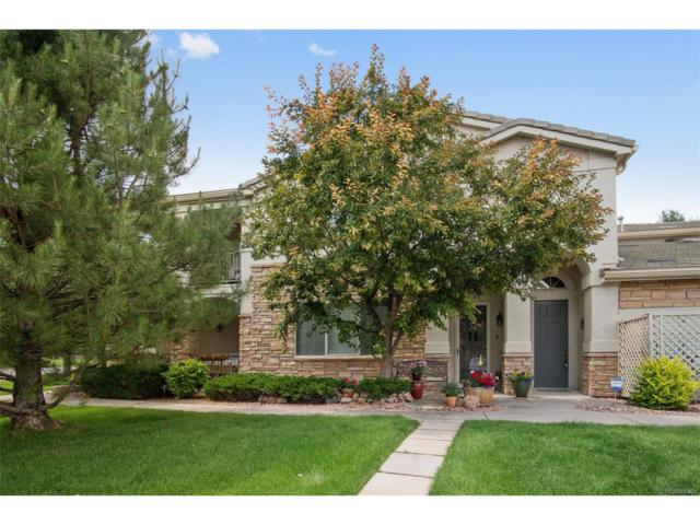 5350 S Jay Circle 1A, Denver, CO 80123 (MLS #3948748) :: 8z Real Estate