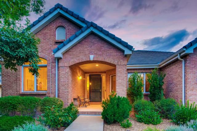 70 Blue Heron Lane, Greenwood Village, CO 80121 (#3948899) :: Structure CO Group