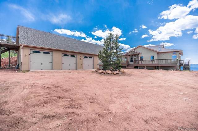 32796 Edward Drive, Conifer, CO 80433 (MLS #3949165) :: Kittle Real Estate
