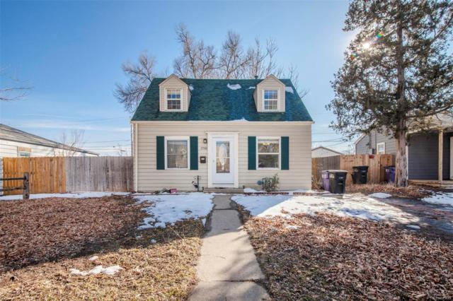 1750 W Dixie Place, Denver, CO 80221 (#3949297) :: The Heyl Group at Keller Williams