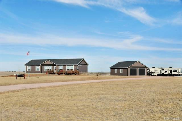 31600 Ridge Road, Ramah, CO 80832 (#3949840) :: iHomes Colorado