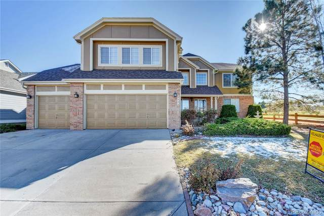 8896 Redwing Avenue, Littleton, CO 80126 (#3949963) :: The DeGrood Team