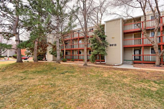 8613 Clay Street #219, Westminster, CO 80031 (#3950714) :: The HomeSmiths Team - Keller Williams