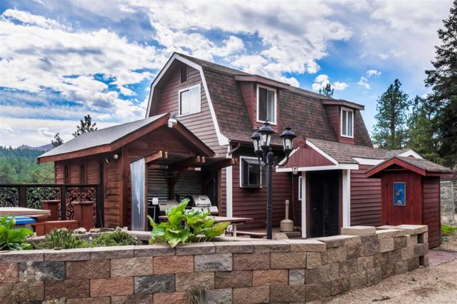 18101 Buffalo Creek Road, Pine, CO 80470 (MLS #3950862) :: 8z Real Estate