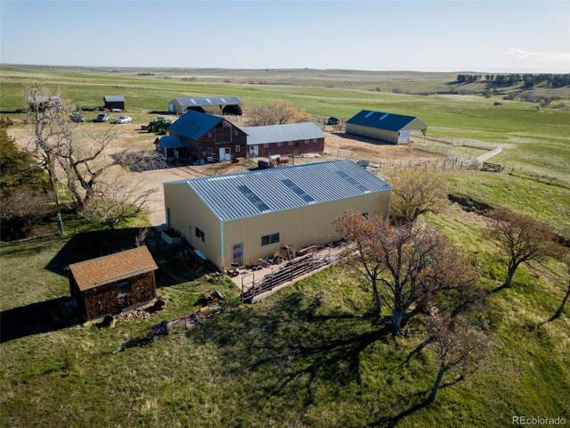 12760 County Road 142, Kiowa, CO 80117 (#3950968) :: The DeGrood Team