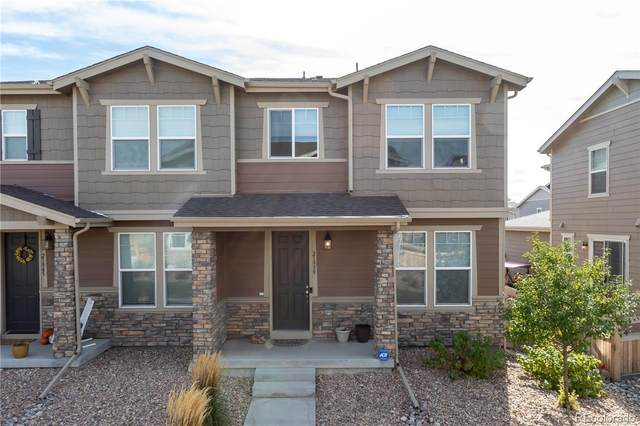 21939 E Quincy Place, Aurora, CO 80015 (#3951008) :: Peak Properties Group