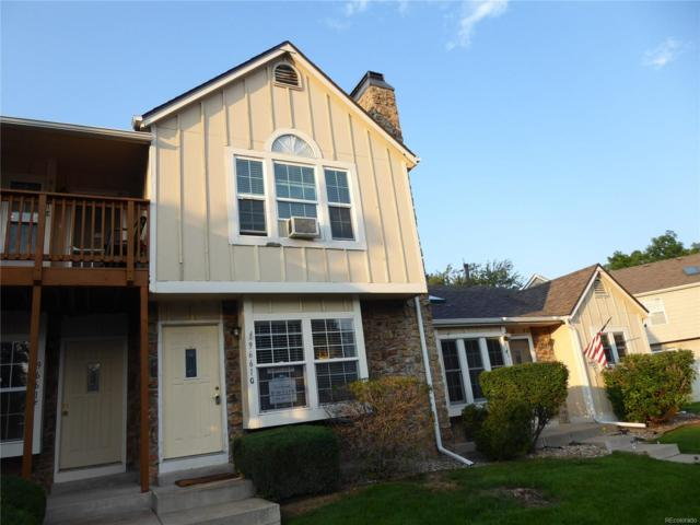 9661 W Chatfield Avenue G, Littleton, CO 80128 (MLS #3951040) :: 8z Real Estate