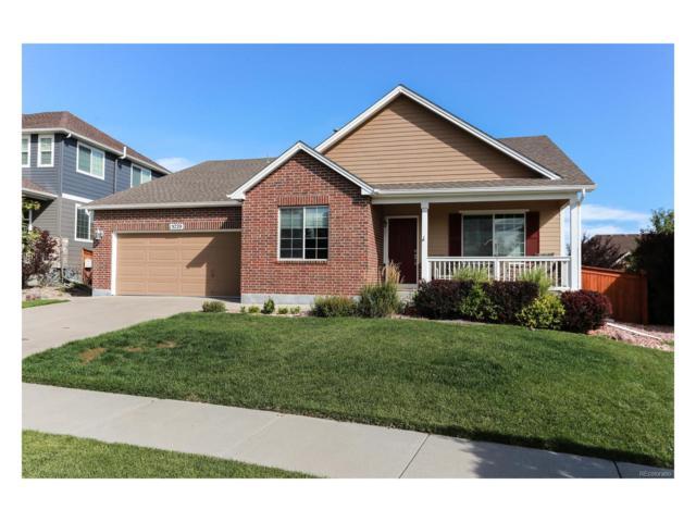 15729 E Buffalo Gap Lane, Parker, CO 80134 (MLS #3951270) :: 8z Real Estate