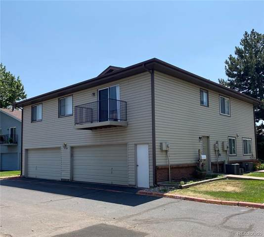 3355 S Flower Street #117, Lakewood, CO 80227 (#3951328) :: The DeGrood Team