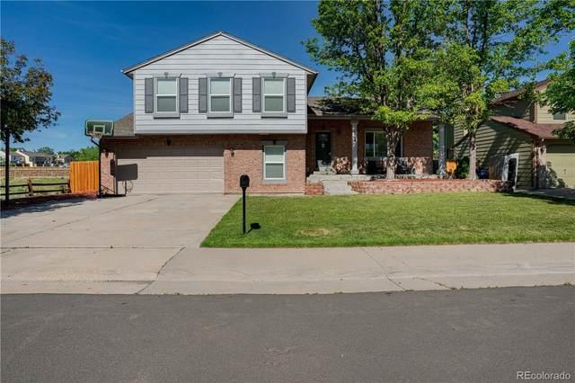 1499 S Jasper Street, Aurora, CO 80017 (MLS #3951406) :: 8z Real Estate