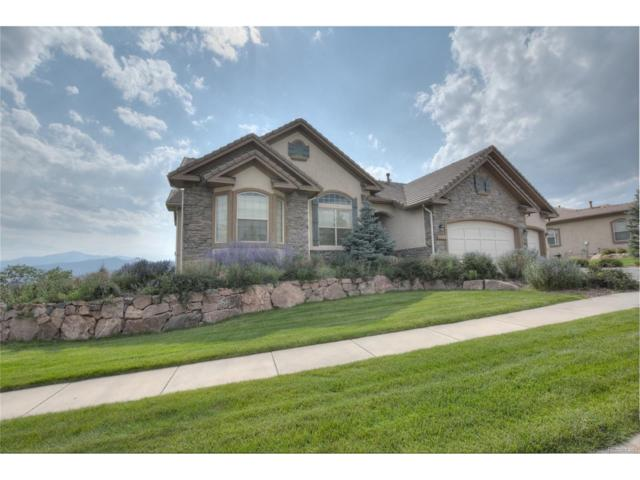 13932 Windy Oaks Road, Colorado Springs, CO 80921 (MLS #3951538) :: 8z Real Estate