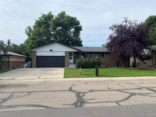 45 University Drive, Longmont, CO 80503 (#3951631) :: Venterra Real Estate LLC