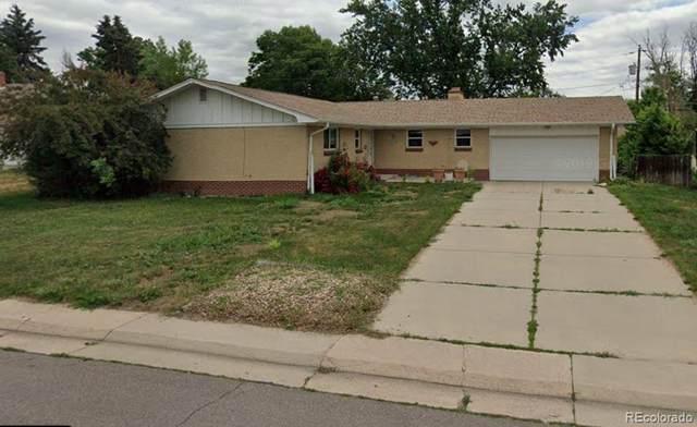 1570 S Harlan Street, Lakewood, CO 80232 (#3951769) :: Bring Home Denver with Keller Williams Downtown Realty LLC