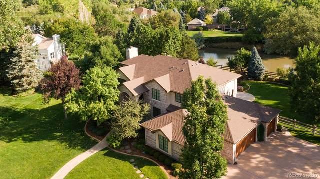 4443 W Cottonwood Place, Littleton, CO 80123 (MLS #3951790) :: 8z Real Estate