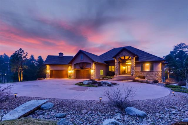16212 Timber Meadow Drive, Colorado Springs, CO 80908 (#3951983) :: The HomeSmiths Team - Keller Williams