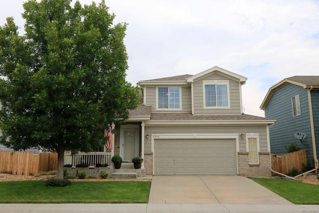 5224 Creek Way, Parker, CO 80134 (#3952452) :: The City and Mountains Group