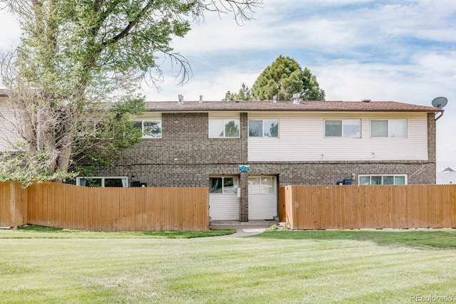 8059 Wolff Street G, Westminster, CO 80031 (MLS #3953105) :: Kittle Real Estate