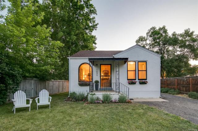 1095 Carr Street, Lakewood, CO 80214 (#3953805) :: The Griffith Home Team