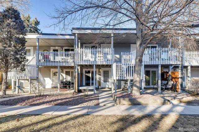 1496 S Pierson Street #107, Lakewood, CO 80232 (#3954210) :: The HomeSmiths Team - Keller Williams
