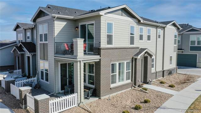 15553 W 65th Avenue A, Arvada, CO 80007 (#3954520) :: iHomes Colorado