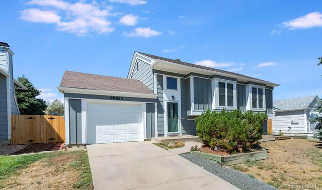 20938 E Dorado Circle, Centennial, CO 80015 (MLS #3954710) :: 8z Real Estate