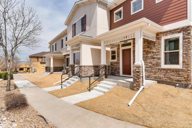 849 E 98th Avenue #1608, Thornton, CO 80229 (#3954952) :: Compass Colorado Realty