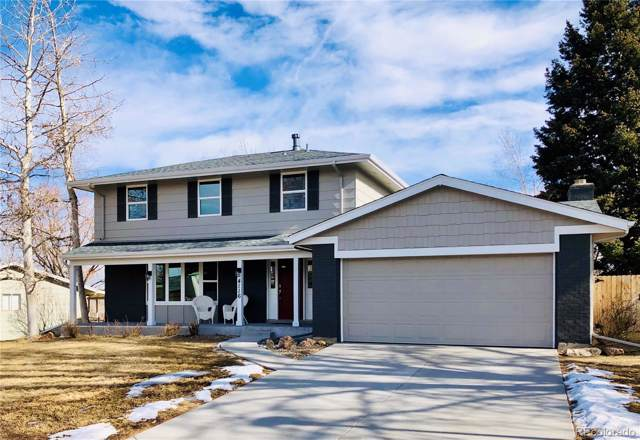 4116 E Peakview Circle, Centennial, CO 80121 (#3954996) :: The Healey Group