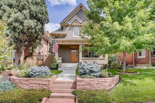 508 S Pearl Street, Denver, CO 80209 (#3955056) :: The DeGrood Team