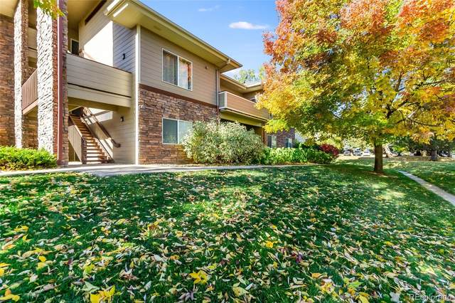 4545 Wheaton Drive #390, Fort Collins, CO 80525 (#3955069) :: The Margolis Team