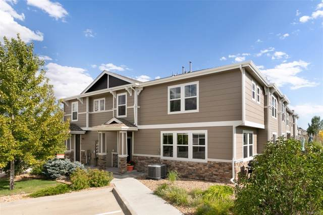 8973 Apache Plume Drive A, Parker, CO 80134 (#3955086) :: The DeGrood Team