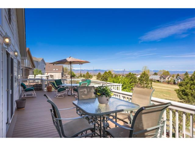 7607 Bantry Court, Lone Tree, CO 80124 (#3955295) :: The Peak Properties Group