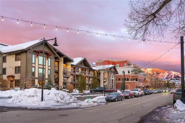 730 Yampa Street B3, Steamboat Springs, CO 80487 (#3955388) :: The Healey Group