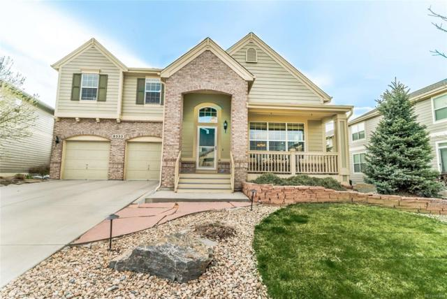 8333 Beech Street, Arvada, CO 80005 (#3955557) :: The Pete Cook Home Group