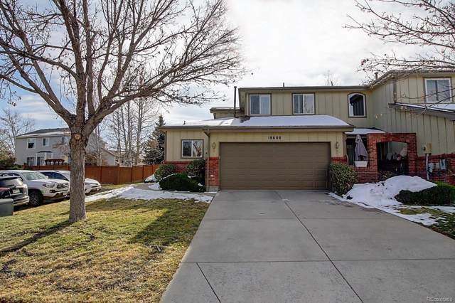 18608 E Saratoga Place, Aurora, CO 80015 (#3955944) :: The Peak Properties Group