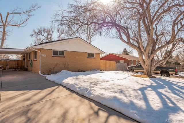 8191 Raleigh Place, Westminster, CO 80031 (#3956078) :: My Home Team