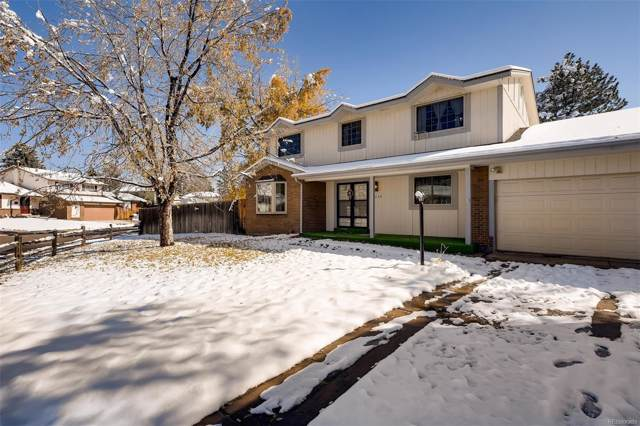6320 S Brentwood Street, Littleton, CO 80123 (#3956092) :: The DeGrood Team