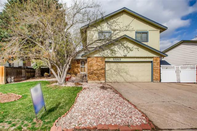 3243 S Marshall Street, Denver, CO 80227 (#3956355) :: The Gilbert Group