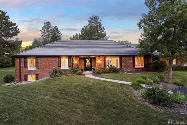 5790 Green Oaks Drive, Greenwood Village, CO 80121 (#3957000) :: Compass Colorado Realty