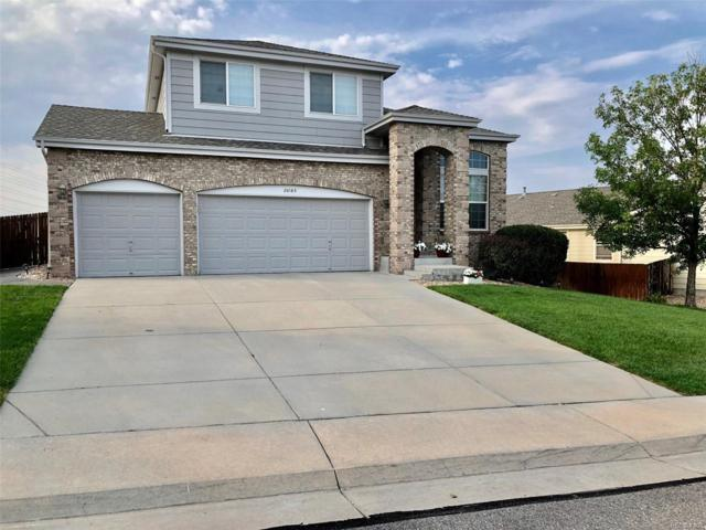 20183 E Stanford Place, Aurora, CO 80015 (#3957071) :: The Peak Properties Group