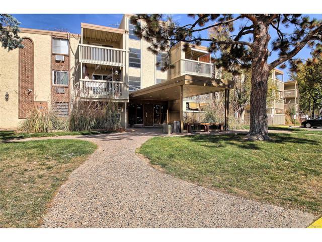 1302 S Parker Road #333, Denver, CO 80231 (MLS #3957121) :: 8z Real Estate