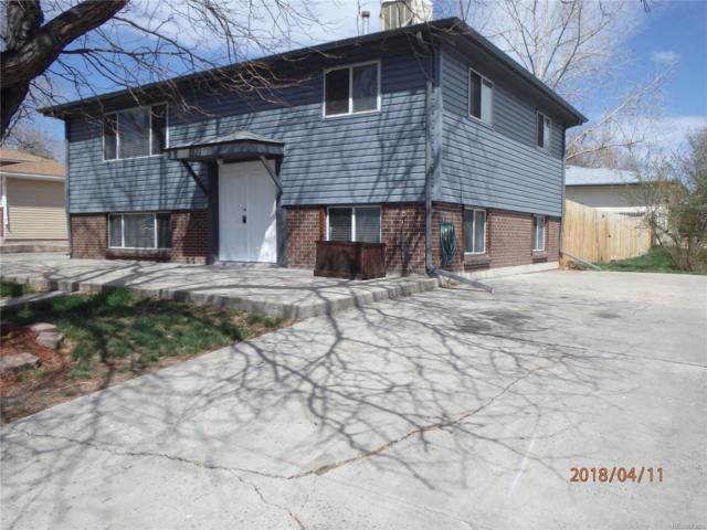 4803 W 61st Avenue, Arvada, CO 80003 (#3957152) :: The Peak Properties Group