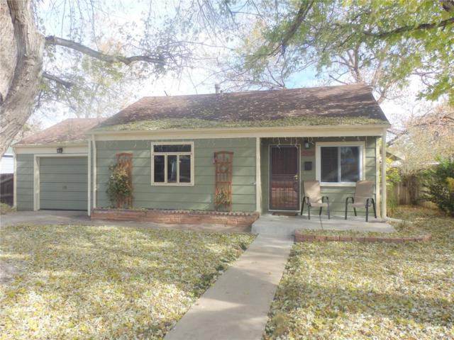 2670 S Hazel Court, Denver, CO 80219 (#3957190) :: The HomeSmiths Team - Keller Williams