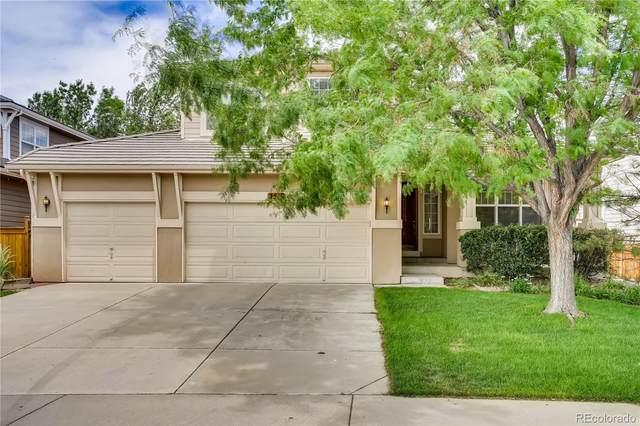2519 Greensborough Drive, Highlands Ranch, CO 80129 (MLS #3957456) :: 8z Real Estate