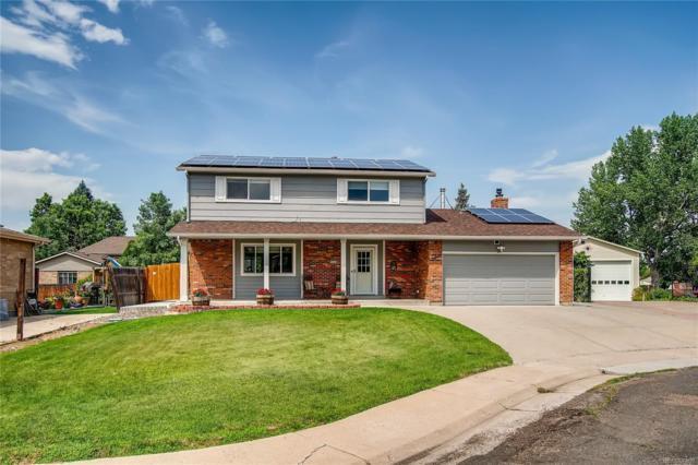9261 W Arbor Place, Littleton, CO 80123 (#3957487) :: HomePopper